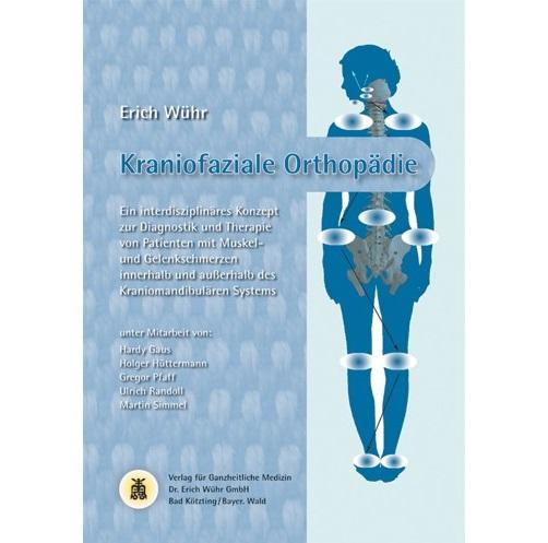 Titelbild Buch Kraniofaziale Orthopädie